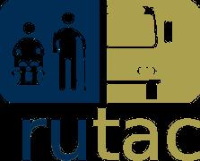 Regroupement des usagers du transport adapté de Châteauguay (RUTAC) logo, go to home page.