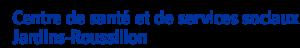 Logo du CSSS Jardins-Roussillon.