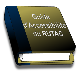 Logo du guide d'accessibilité.